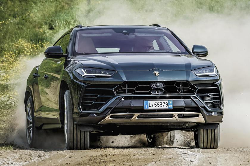 Lamborghini Urus SUT Approved For Production