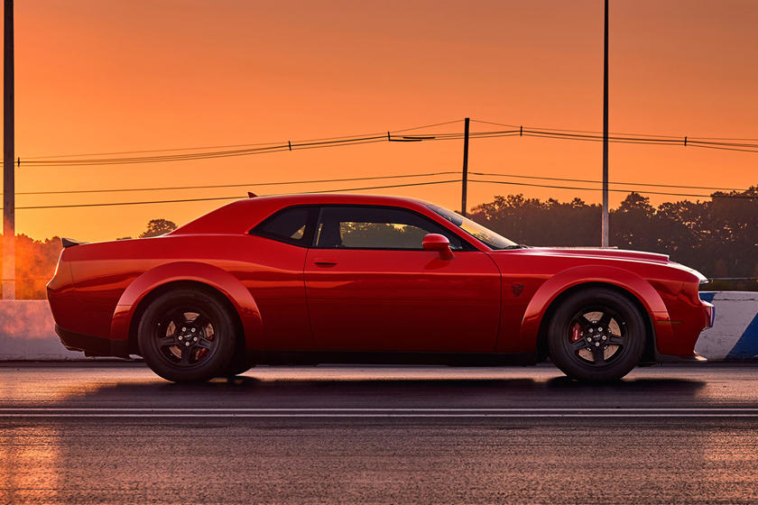 Dodge Reveals Plans For 200 000 Challenger Srt Ghoul Carbuzz
