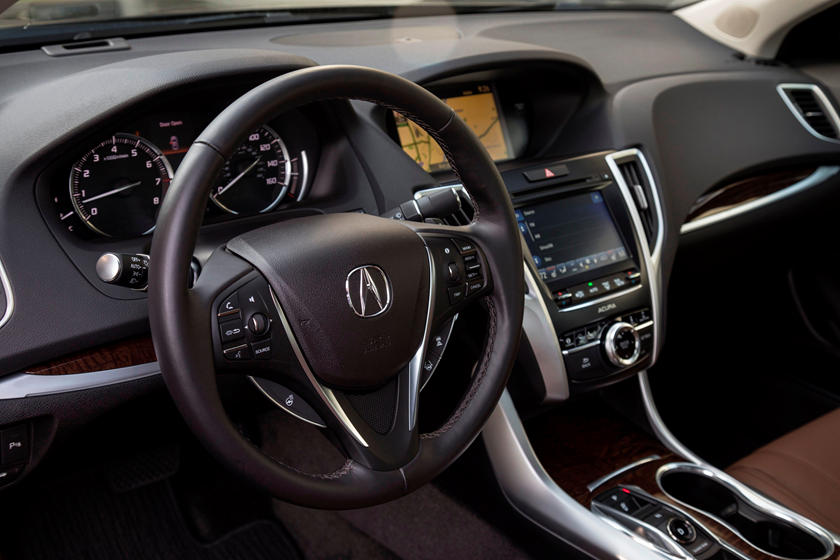2020 Acura Tlx Arrives With New Premium Paint Options Carbuzz