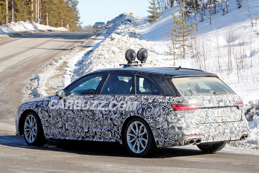 Could The Audi S4 Avant Finally Come To America? | CarBuzz