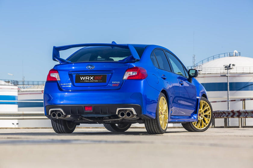 Here's Another Subaru WRX STI Final Edition | CarBuzz