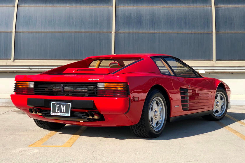 Ferrari Planning Reborn Testarossa With 1000 Hp V12 Carbuzz