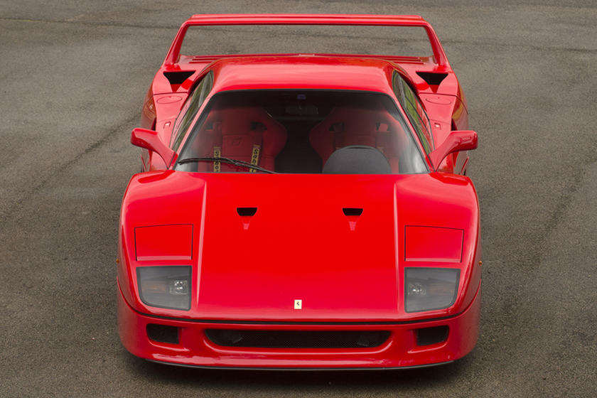 Rare Ferrari F40 Prototype Is One Of Eight Ever Made | CarBuzz
