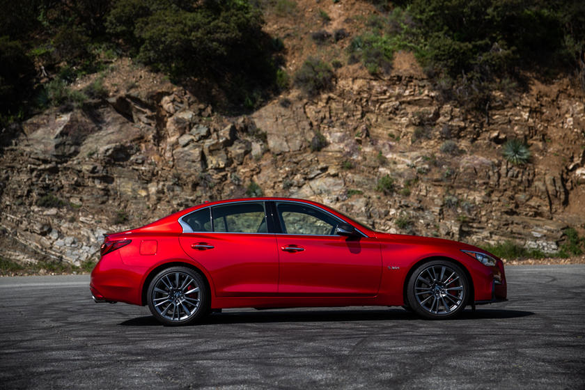 2019 Infiniti Q50 Test Drive Review: A Mature Approach To