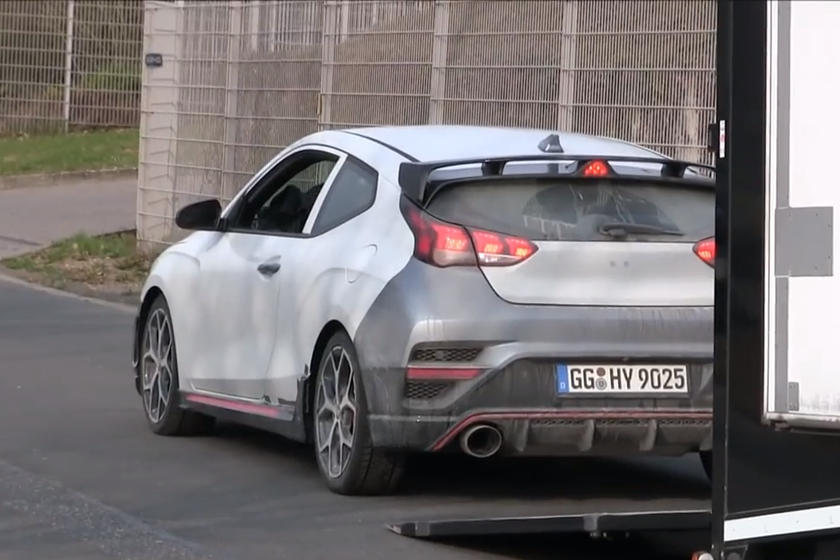 Hyundai Can't Keep Veloster N's New Feature A Secret | CarBuzz