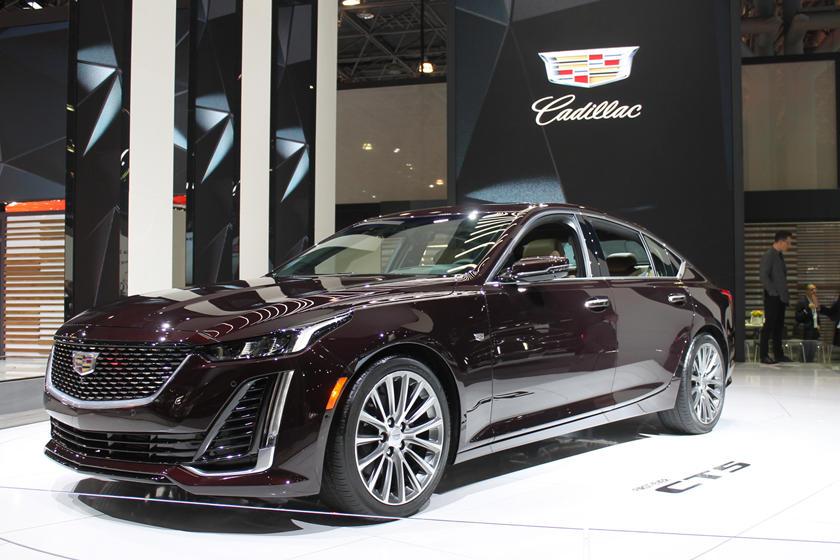 Diagram Meet The 2020 Cadillac Ct5 A Sporty New Luxury Sedan