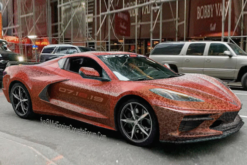 Don't Be Shocked If The C8 Corvette Looks Like This | CarBuzz