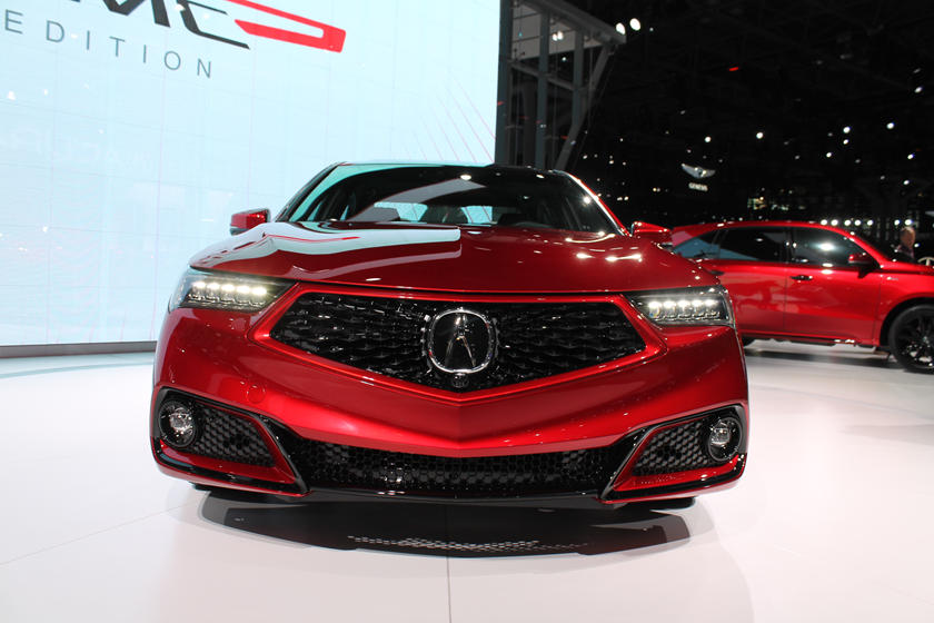 Acura Tlx Pmc Is A Stunning Special Edition Carbuzz