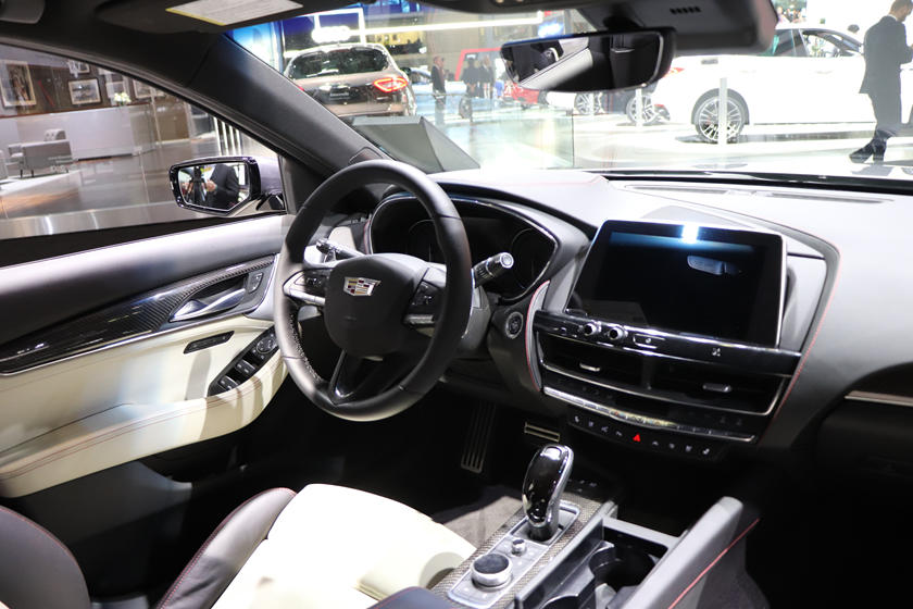 Here's Why The Cadillac CT5 Is A Huge Improvement Over The
