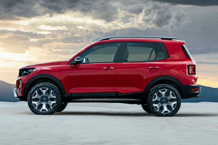 """Did Ford Secretly Name Its New """"Baby Bronco""""? 