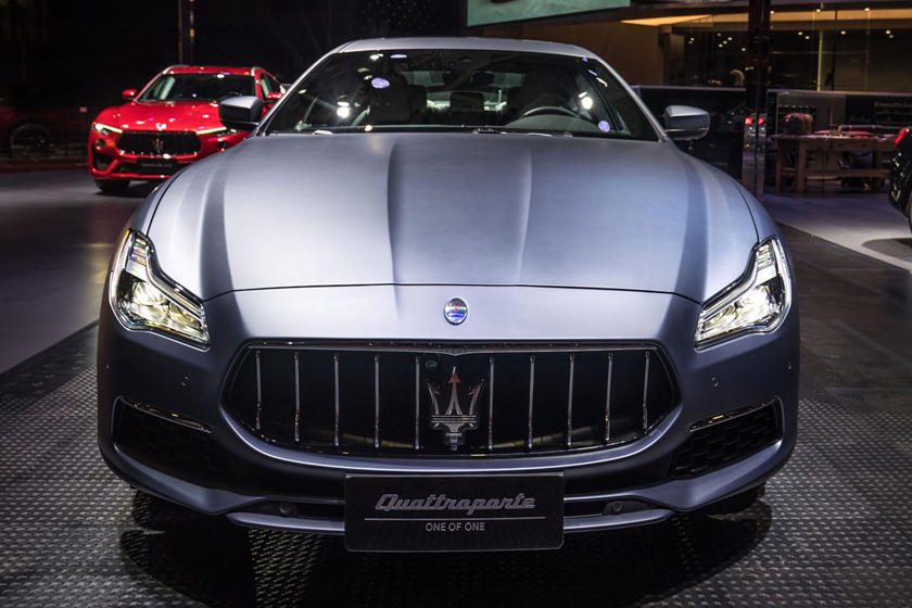 Maserati Plans New Model Every Six Months Until 2022 Carbuzz