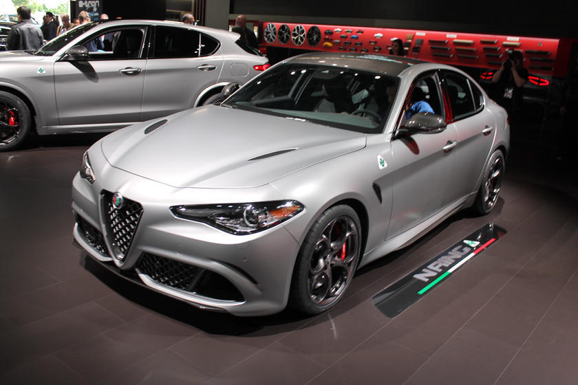 Alfa Romeo Models >> Don T Be Surprised If Alfa Romeo S Next Model Is Fwd Carbuzz