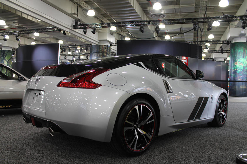 2020 Nissan 370Z 50th Anniversary Edition Pricing ...