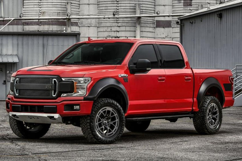 Ford F-150 Upgrades Will Fool Raptor Owners | CarBuzz