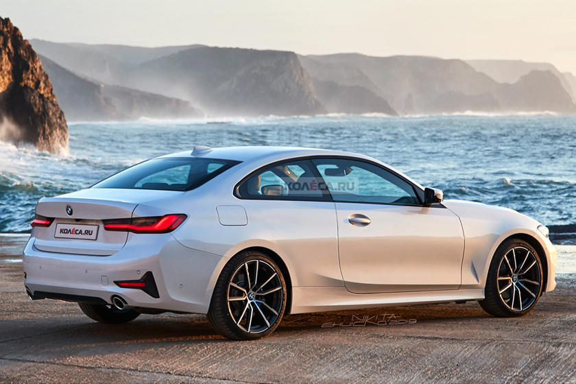 2020 BMW 4 Series Coupe Redesign, Specs, And Rumors >> New Bmw 4 Series Will Be A Stunning Coupe Carbuzz