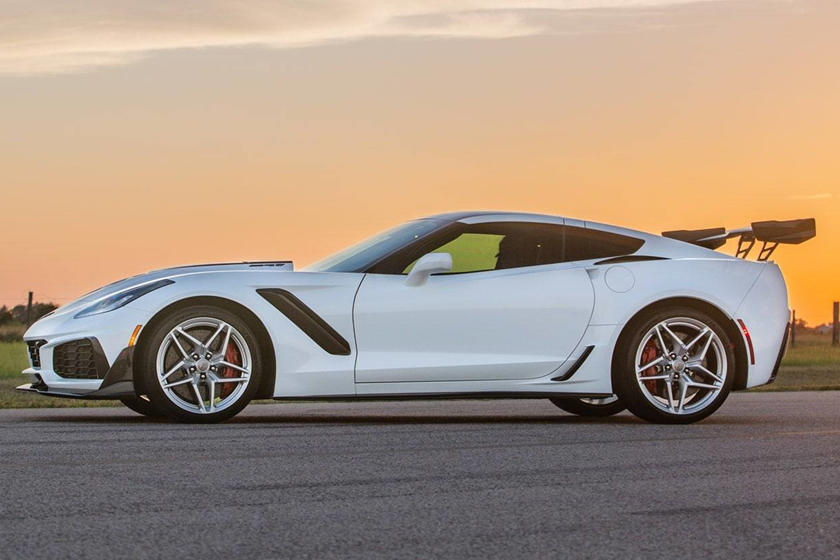 Hennessey Will Now Sell You A 1,200-HP Corvette ZR1 | CarBuzz