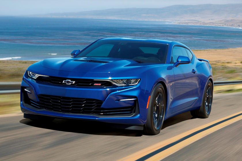 chevy fixes camaro's ugly front end for 2020  carbuzz