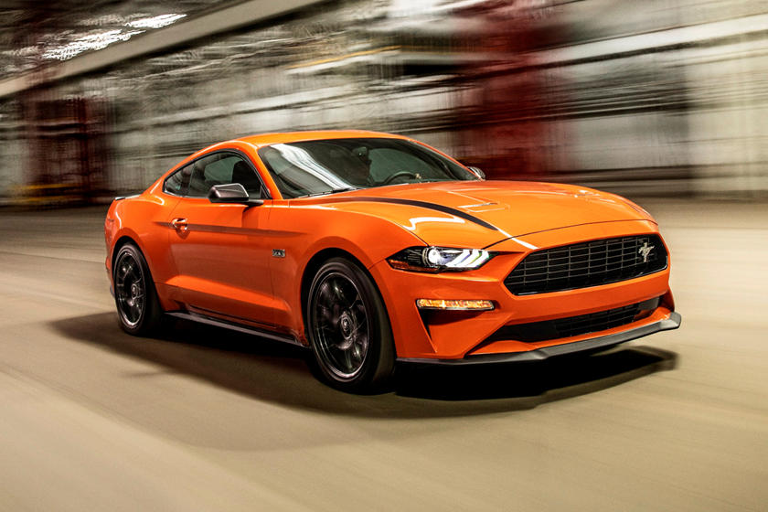 More Powerful Ford Mustang SVO EcoBoost Could Still Be