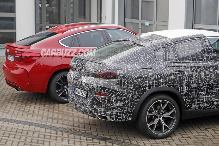 Next BMW X6 Could Have Some Big Performance Surprises   CarBuzz
