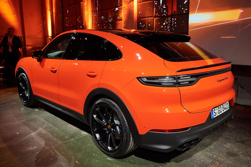 2020 Porsche Cayenne Coupe GT5 Gets Lambo Urus Engine >> Porsche Cayenne Coupe Getting Lamborghini Power Carbuzz