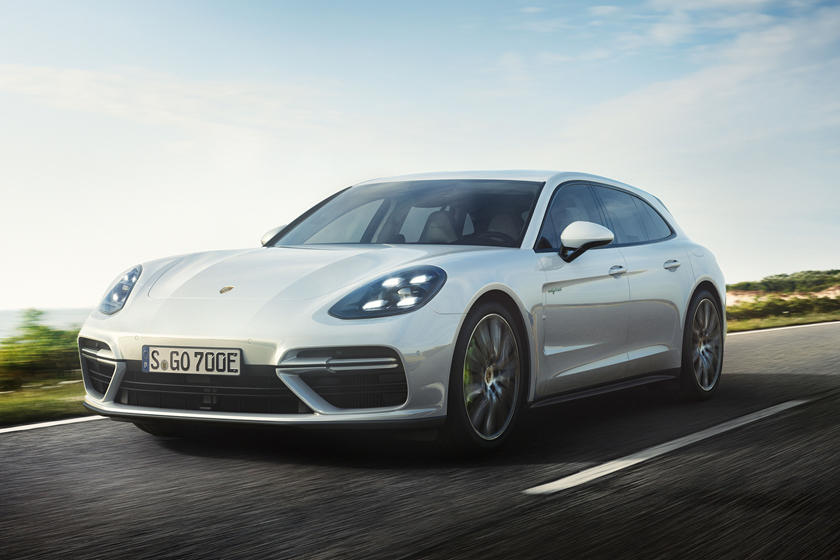 2019 Porsche Panamera Turbo, GTS, Price, And Redesign >> 2020 Porsche Panamera Will Get Awesome New Tech From Audi