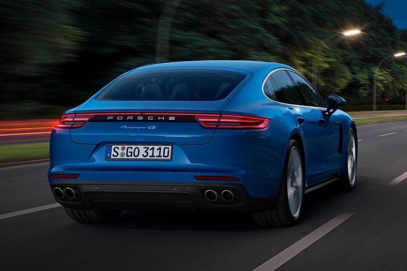 2020 Porsche Panamera Will Get Awesome New Tech From Audi Carbuzz