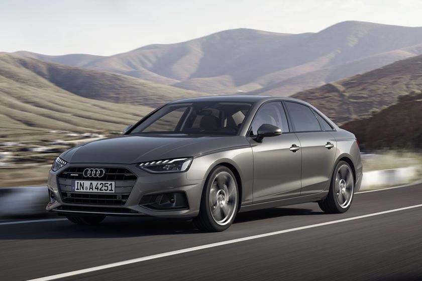 2020 Audi A4 Arrives Ready To Fight Bmw 3 Series Carbuzz