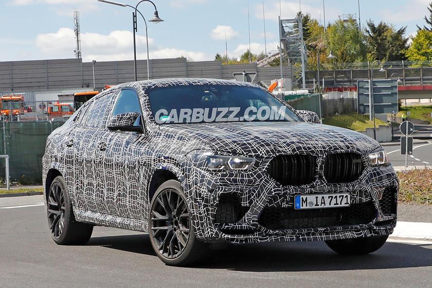 New BMW X6 M Preparing To Battle Lamborghini Urus | CarBuzz