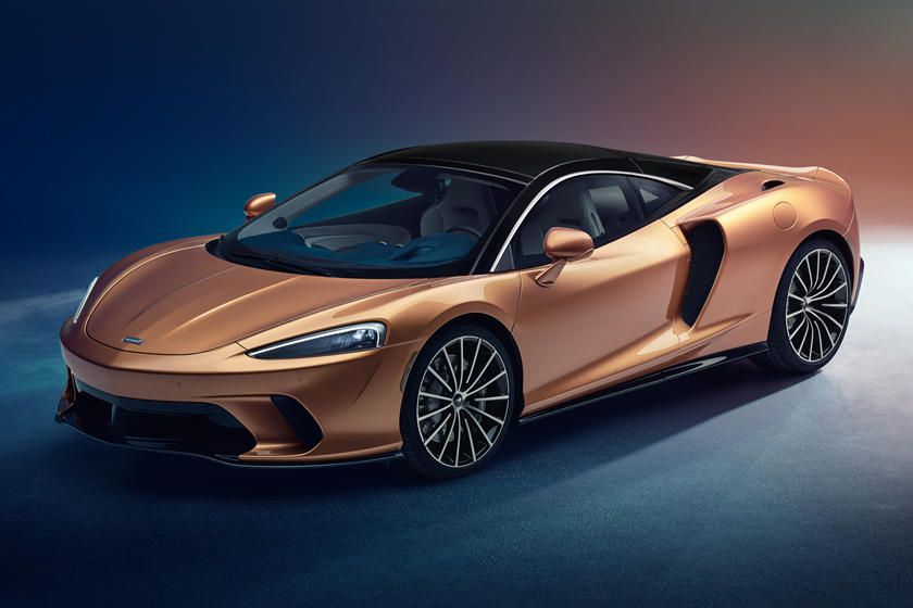 Presenting The McLaren GT: The Most Comfortable Supercar Ever