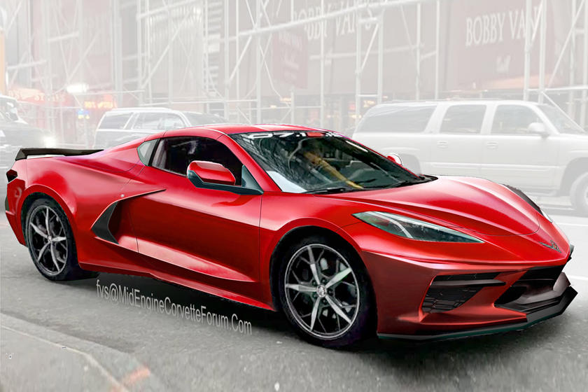Here's How To Win A Free C8 Corvette | CarBuzz