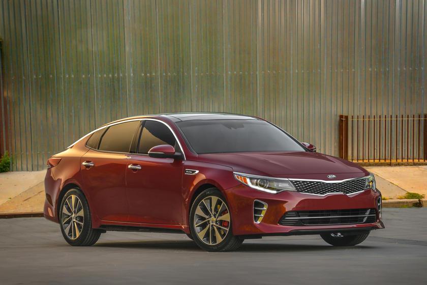 New Kia Optima >> New Kia Optima Will Hopefully Look Better Than This Carbuzz
