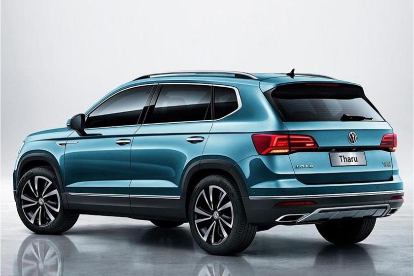 Volkswagen Of America >> Volkswagen Is Bringing Another Suv To America Carbuzz