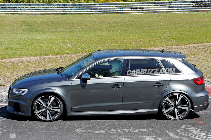 Get A First Look At The All New 2020 Audi Rs3 Carbuzz