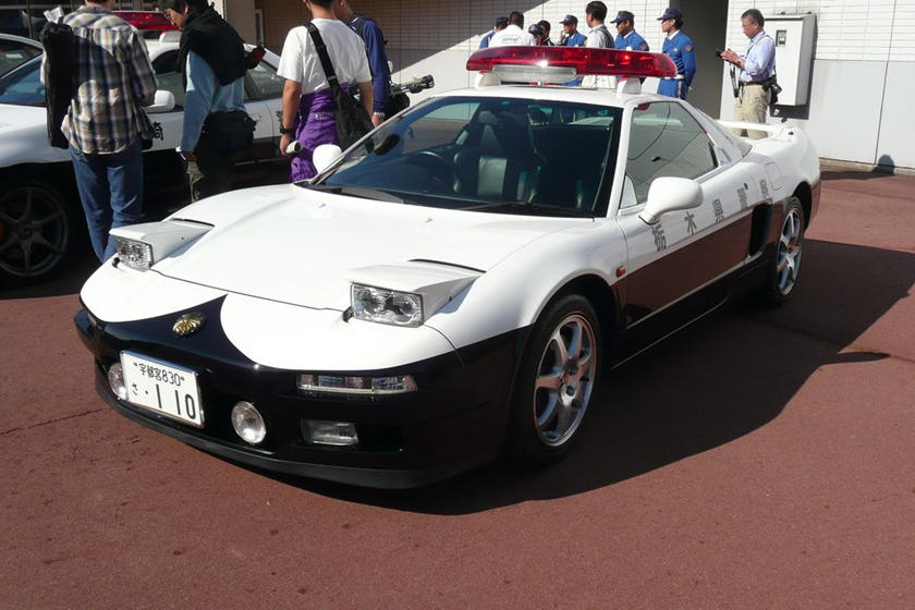 Japanese Police Cars You'll Want To Be Pulled Over By ...
