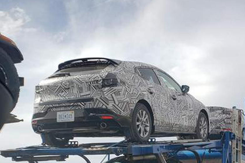 Is This The New Mazdaspeed3? | CarBuzz