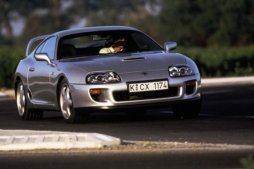 Mk3 And Mk4 Supra Owners Will Love Toyota For Doing This