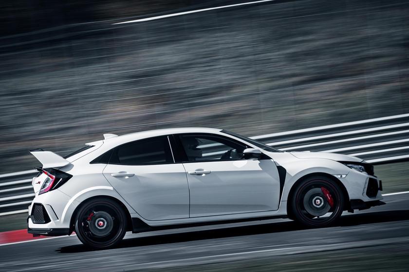 Honda Civic Type R's Nurburgring Record Has Finally Been