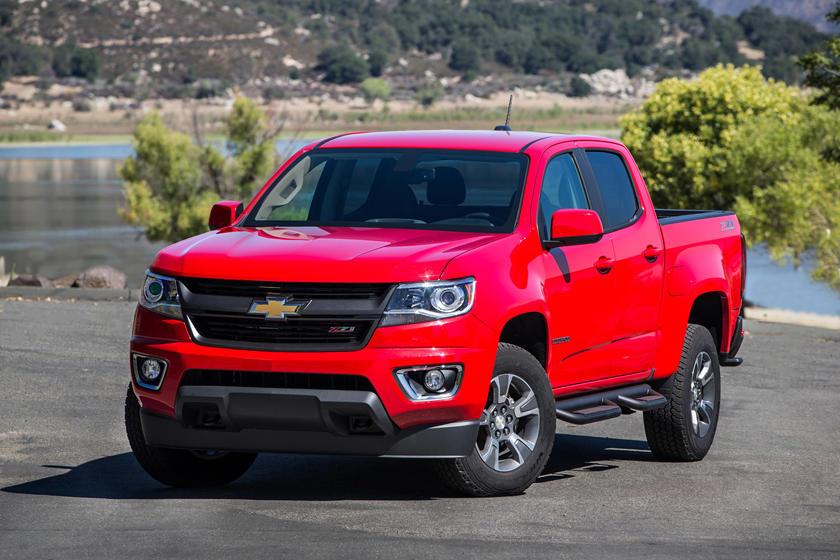 2020 Chevrolet Colorado Faces Most Serious Competition Ever Carbuzz