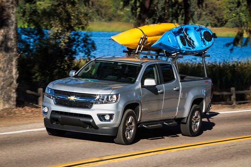 2020 Chevrolet Colorado Faces Most Serious Competition Ever Carbuzz