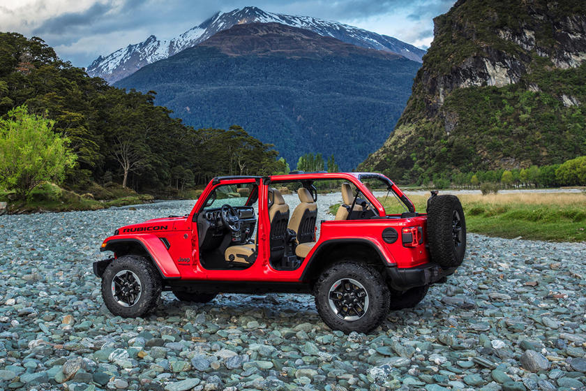 Is This Proof That A Diesel Jeep Wrangler Is Coming? | CarBuzz