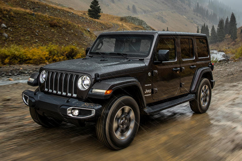 Diesel Jeep Wrangler >> Is This Proof That A Diesel Jeep Wrangler Is Coming Carbuzz