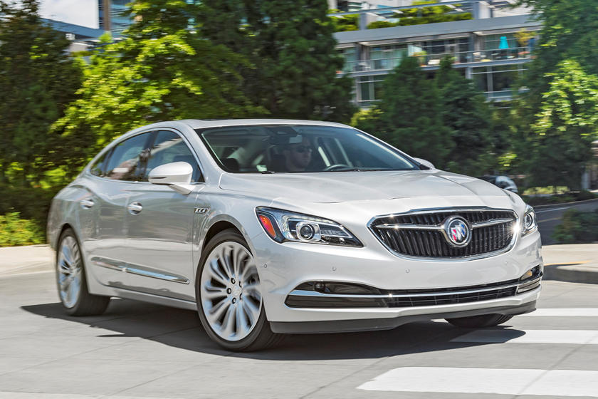 Buick's Underrated Luxury Sedan Is A Crazy Good Deal Right Now | CarBuzz