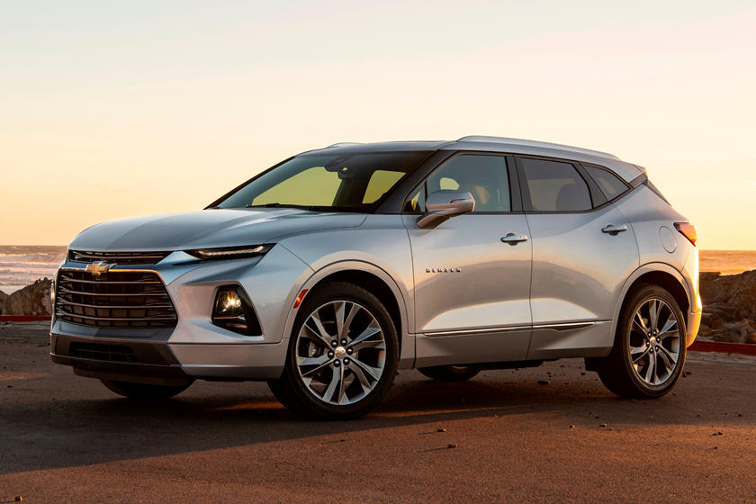 Say Hello To The 2021 Chevy Trailblazer | CarBuzz