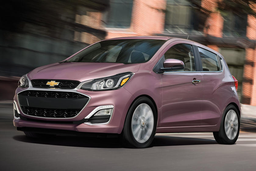2021 Chevrolet Spark Hatchback Chevy Reviews Price Specs Trims New Interior Features Exterior Design And Specifications Carbuzz