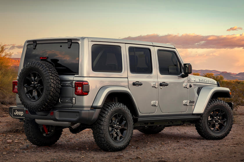 Why Does America Refuse To Crash Test The Jeep Wrangler Carbuzz
