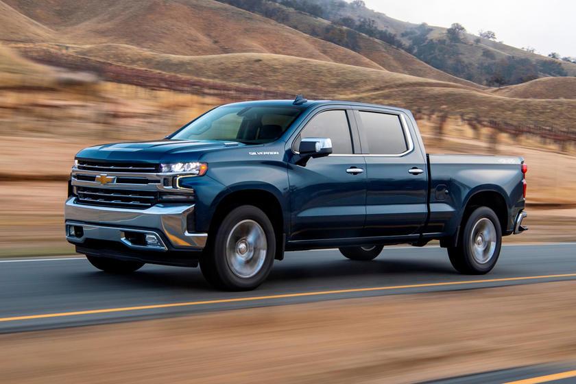 2020 Chevrolet Silverado 1500 Diesel Priced To Slay F-150s