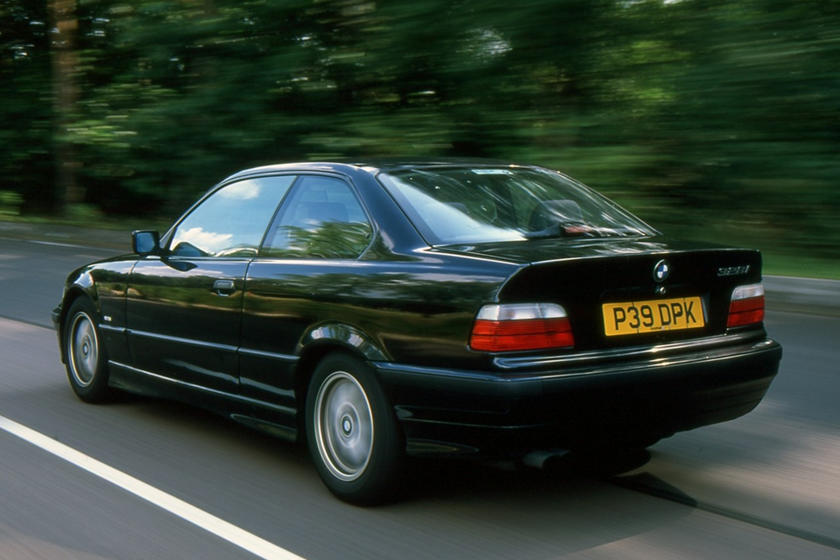 How The BMW 3 Series Became A Legend Of The Road   CarBuzz