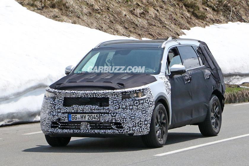 2020 Kia Sorento Rumors, Redesign, Hybrid >> Will The Next Kia Sorrento Look As Good As The Telluride Carbuzz