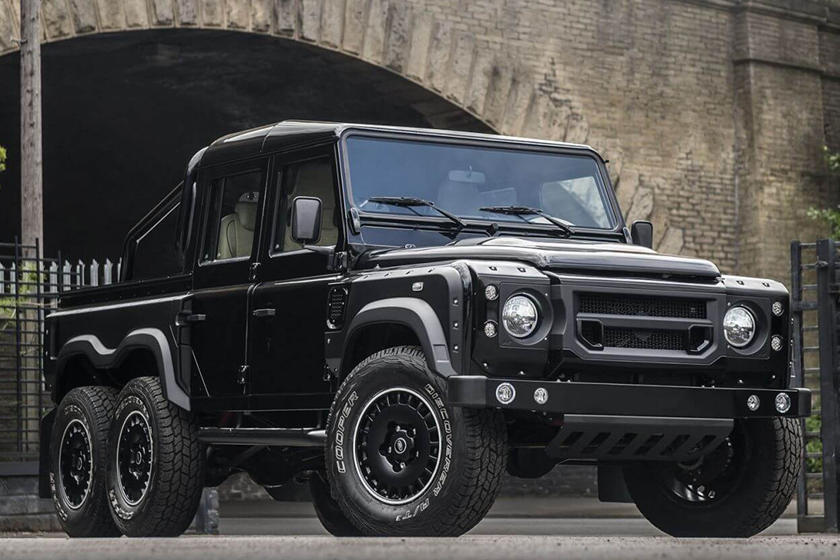 Rivian R1T Could Destroy The Mercedes G63 AMG 6x6 | CarBuzz