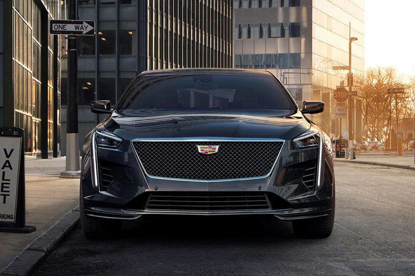 The Cadillac CT6-V Is Much Faster Than We Expected | CarBuzz
